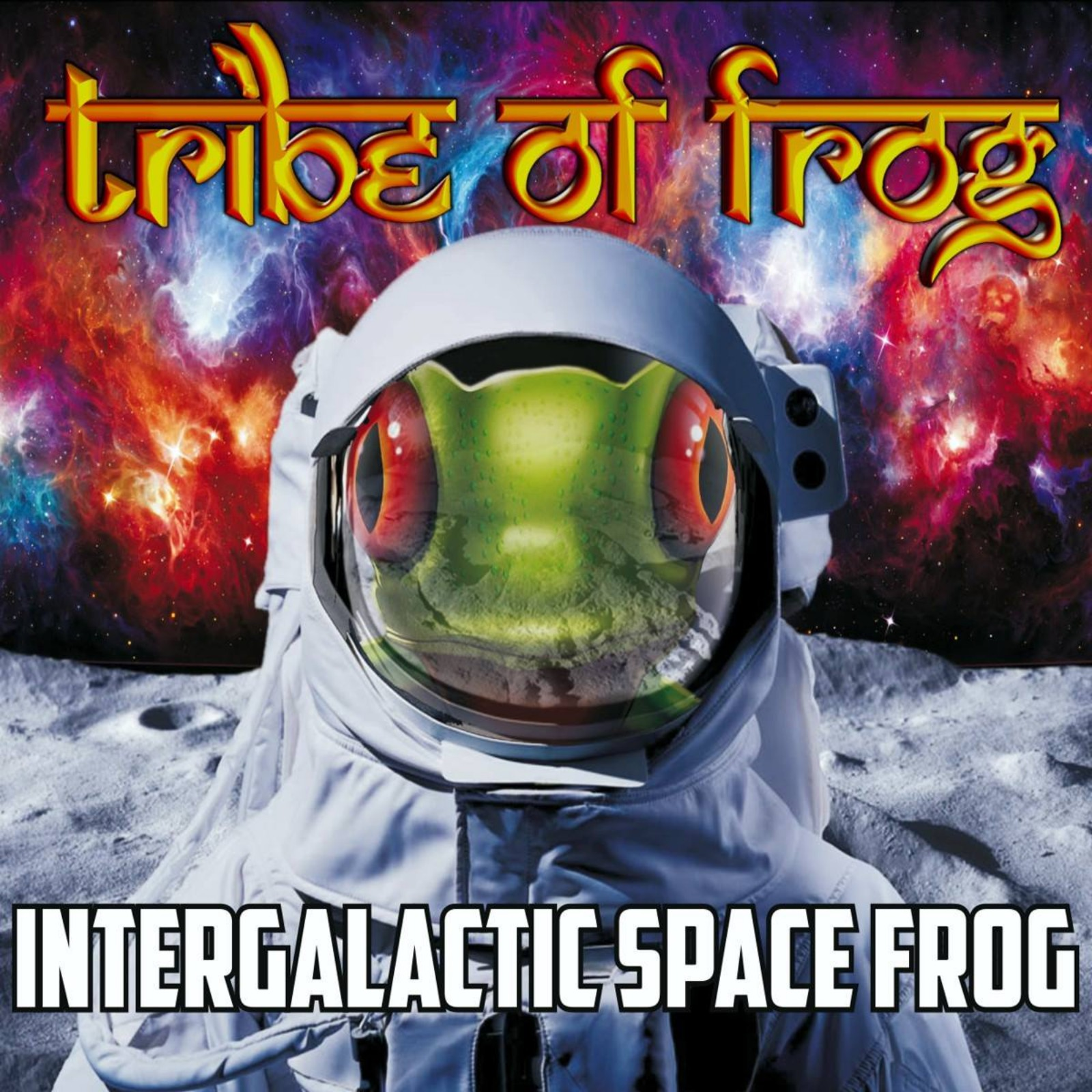 TRiBE of FRoG – Intergalactic Space Frog – March 2019