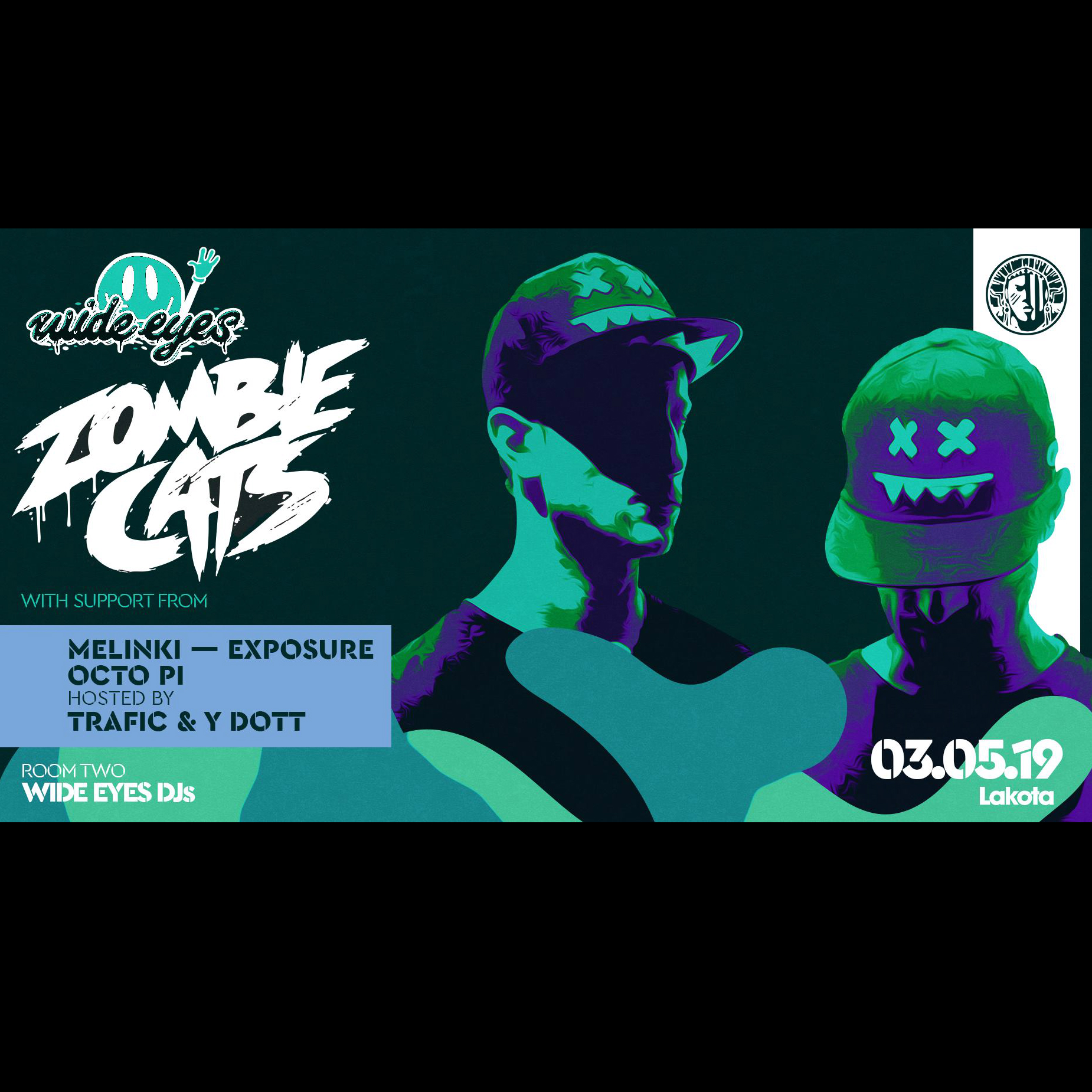 Wide Eyes Presents: Zombie Cats & A R Records