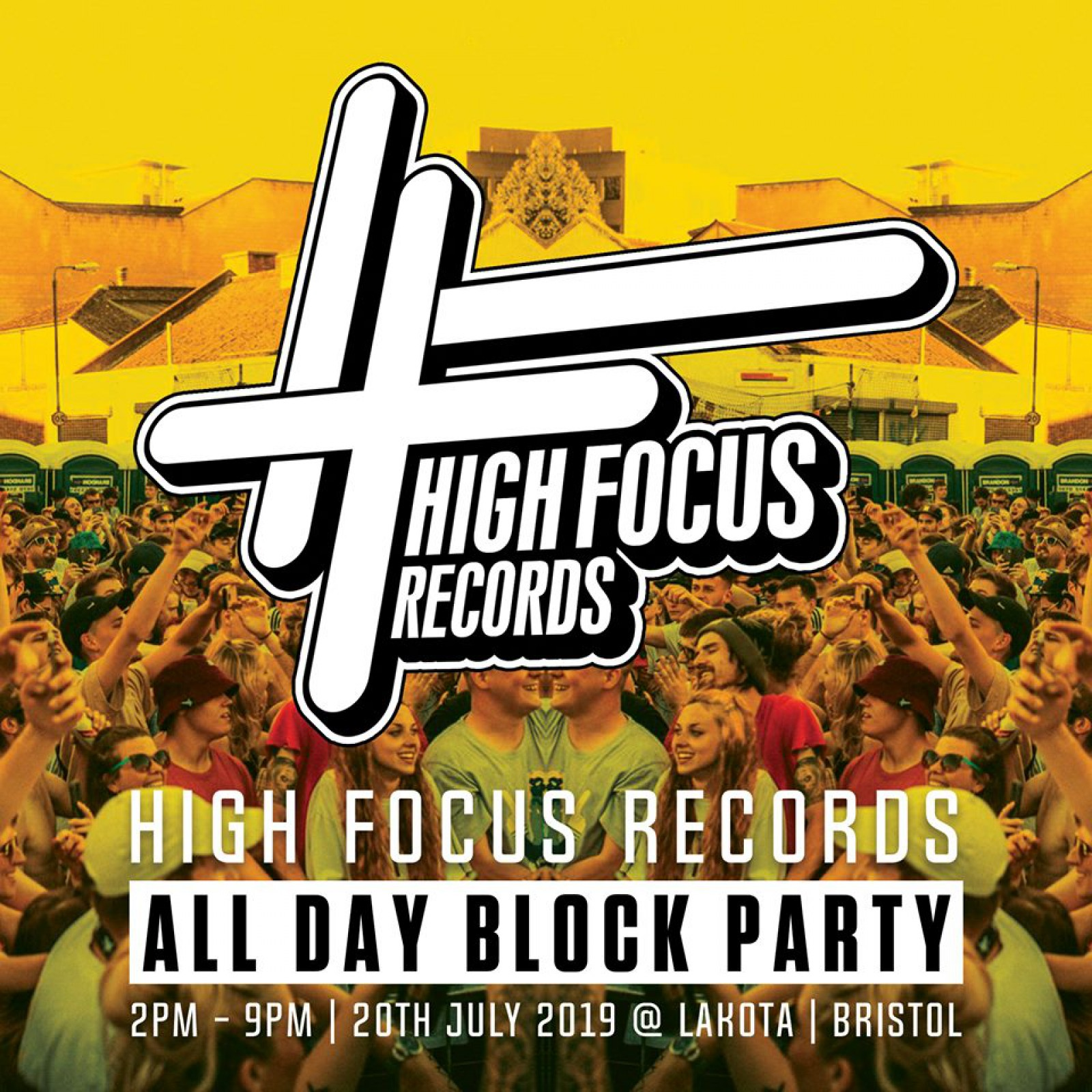 High Focus Records – Summer Block Party