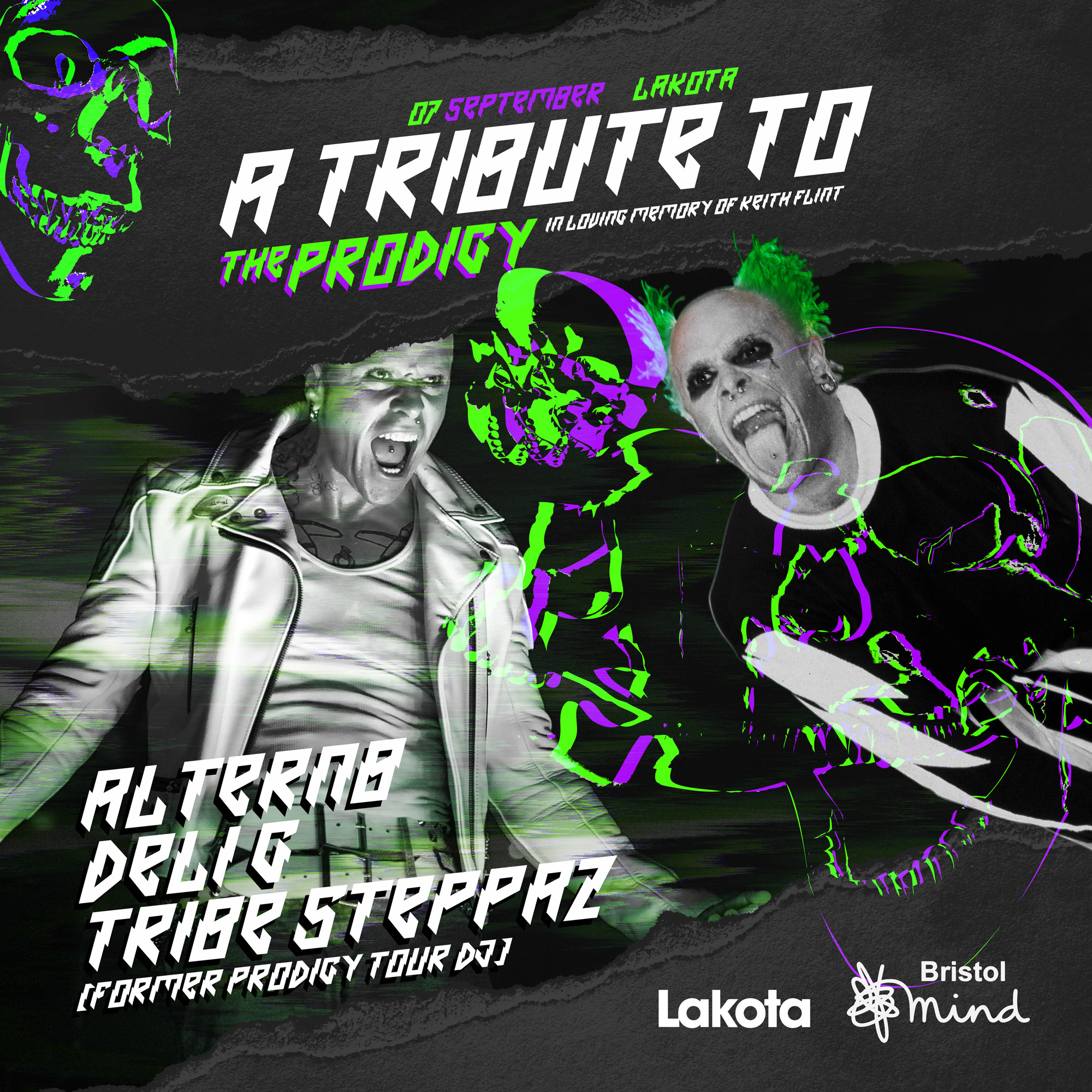 A Tribute to The Prodigy – In Loving Memory of Keith Flint