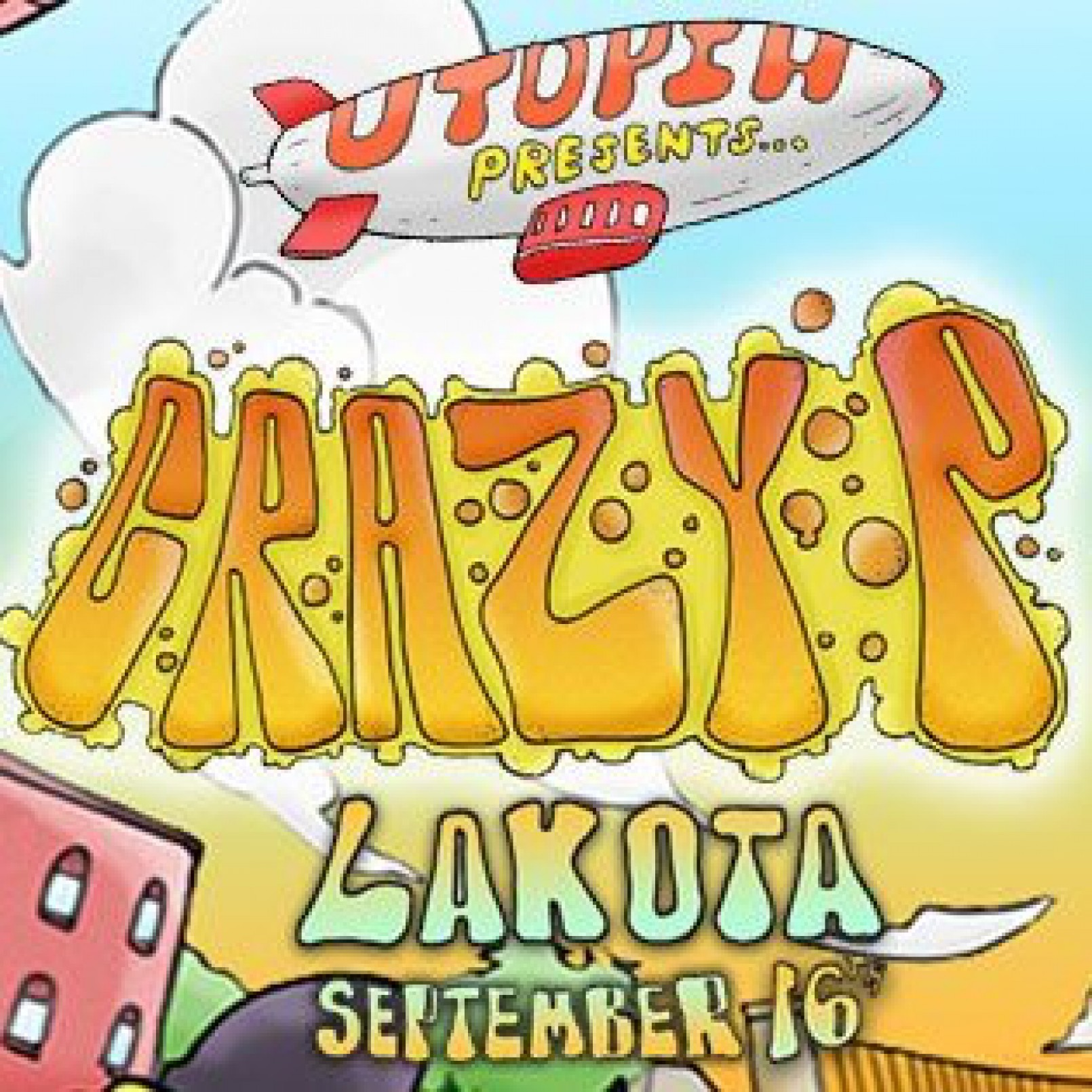 Utopia Presents: Crazy P (DJ set)