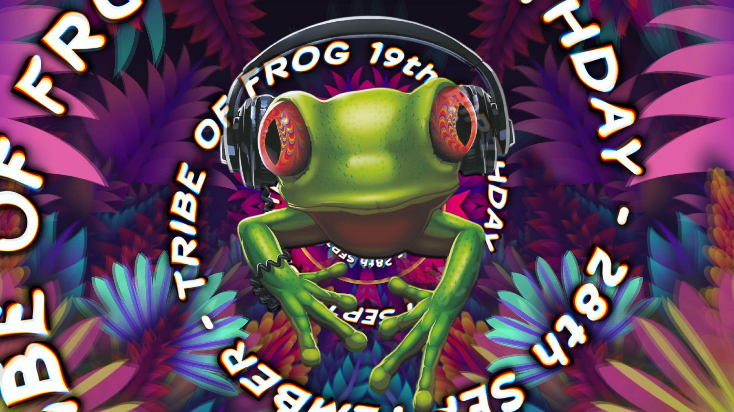 TRiBE of FRoG ☆ 19th Birthday