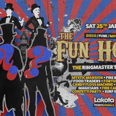 The Fun House: The Ringmaster's Dance!