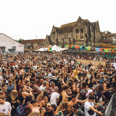 Stokes Croft Block Party: 18 Hour Party, 5 Venues, 1 Ticket!