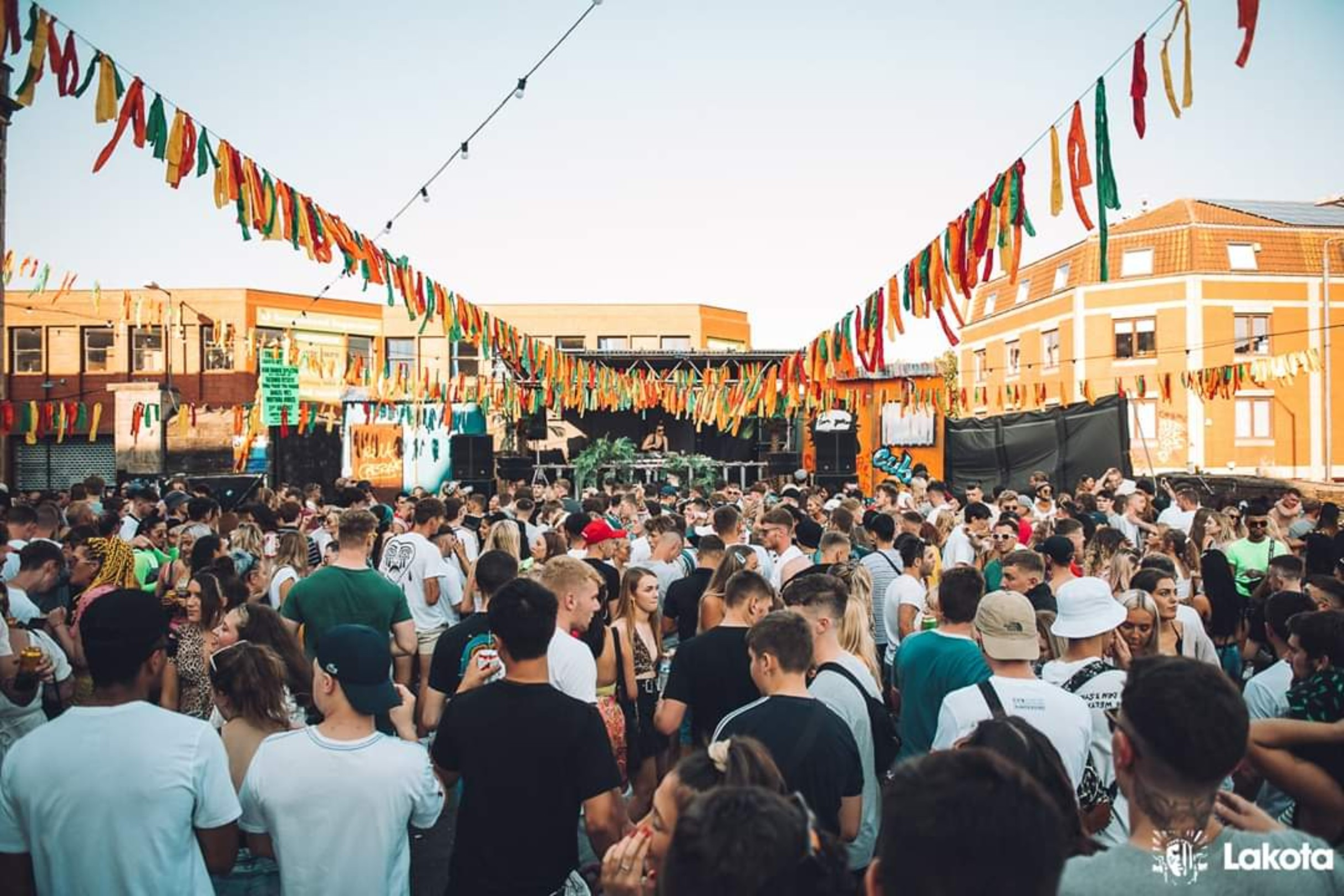 Stokes Croft Summer Party | August Bank Holiday!