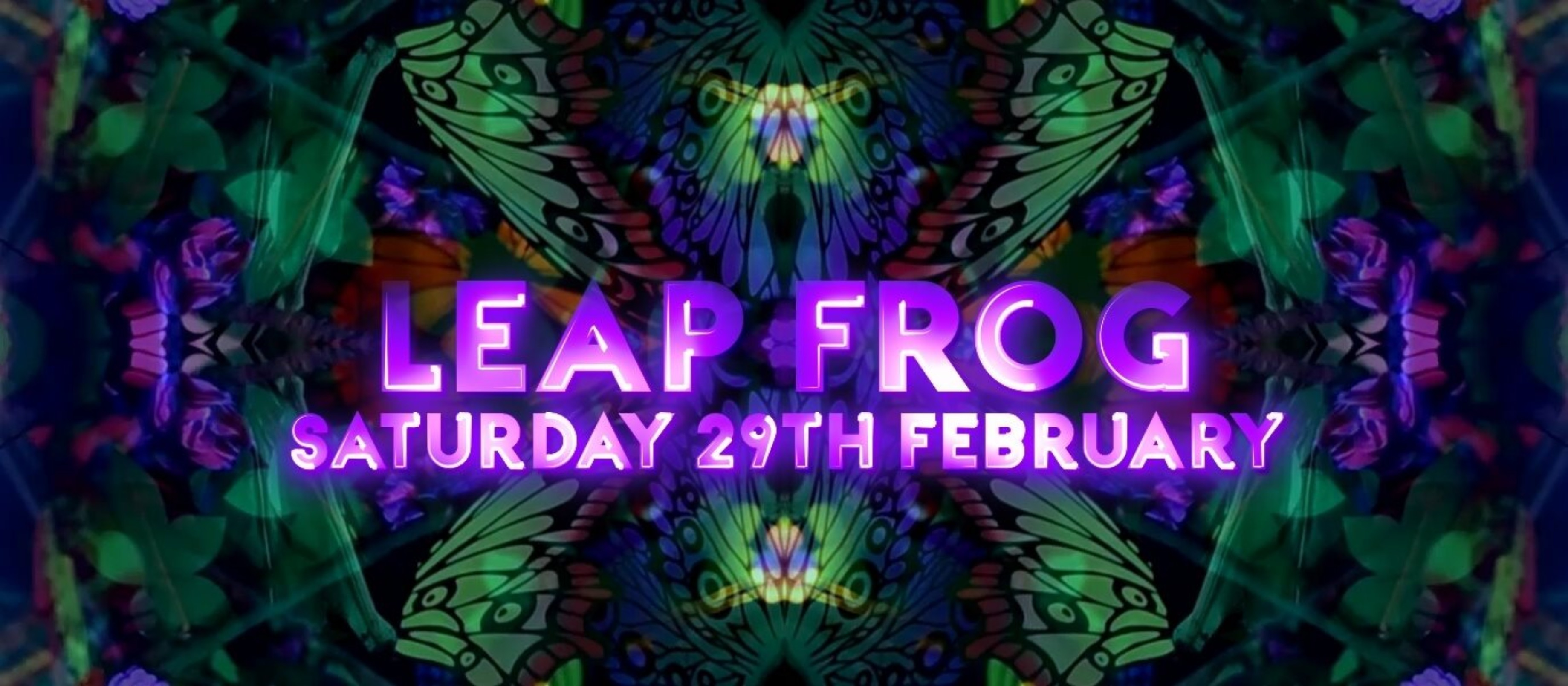 TRiBE of FRoG : Leap Frog!