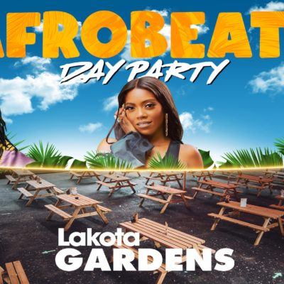 Afrobeats Day Party