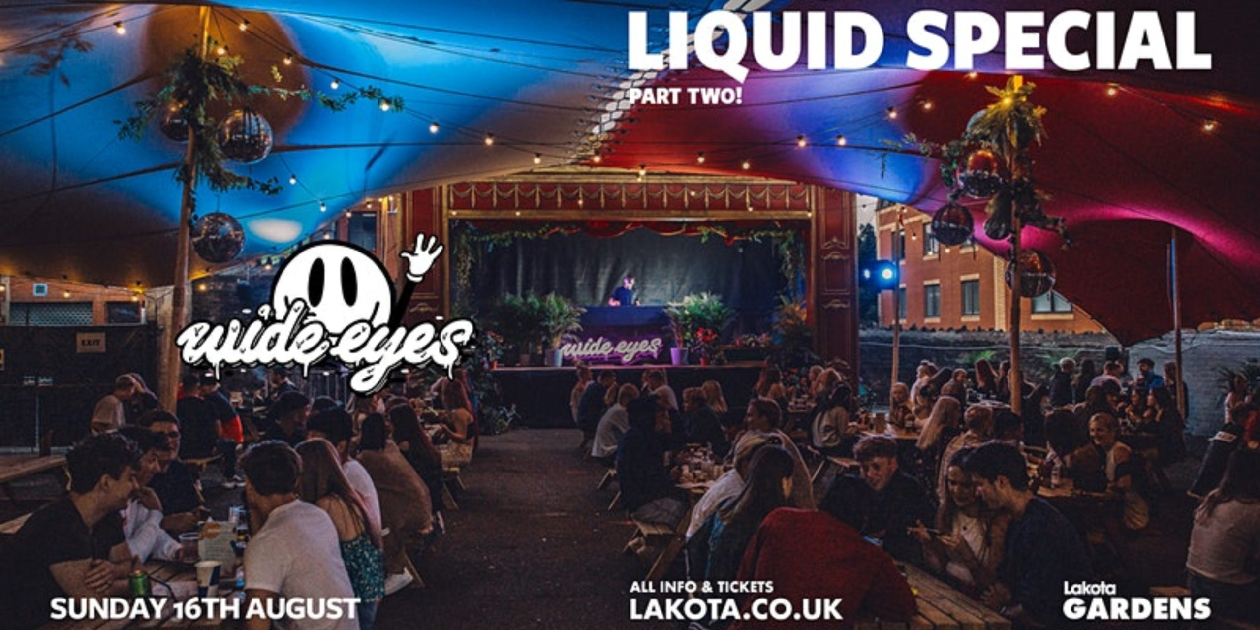 Wide Eyes: Liquid Special Part Two!