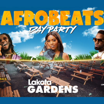 Afrobeats Day Party (Part 3)