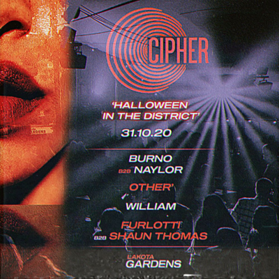 Cipher: Halloween in the District