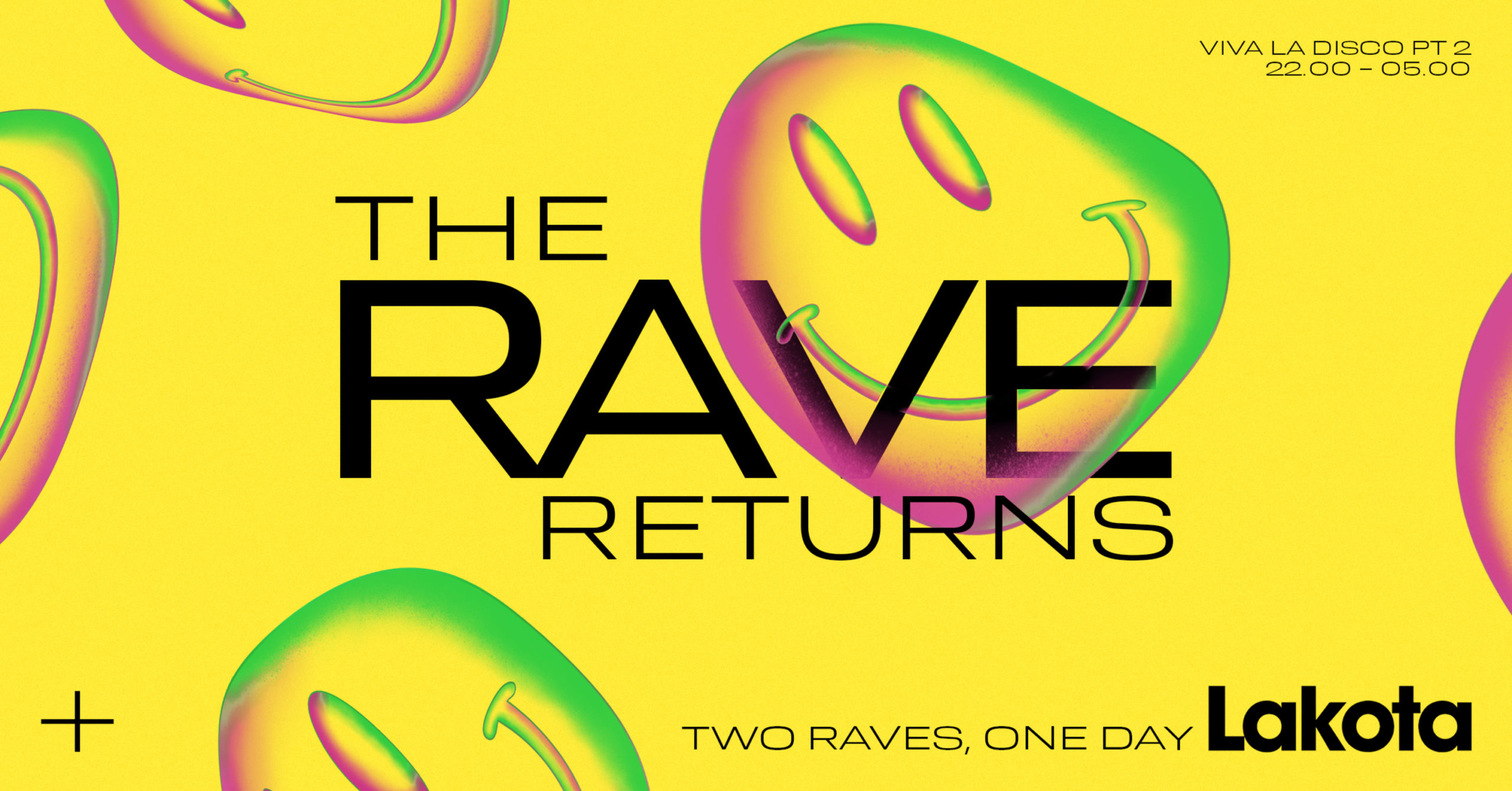 The Rave Returns (Part 2) Disco & House Special