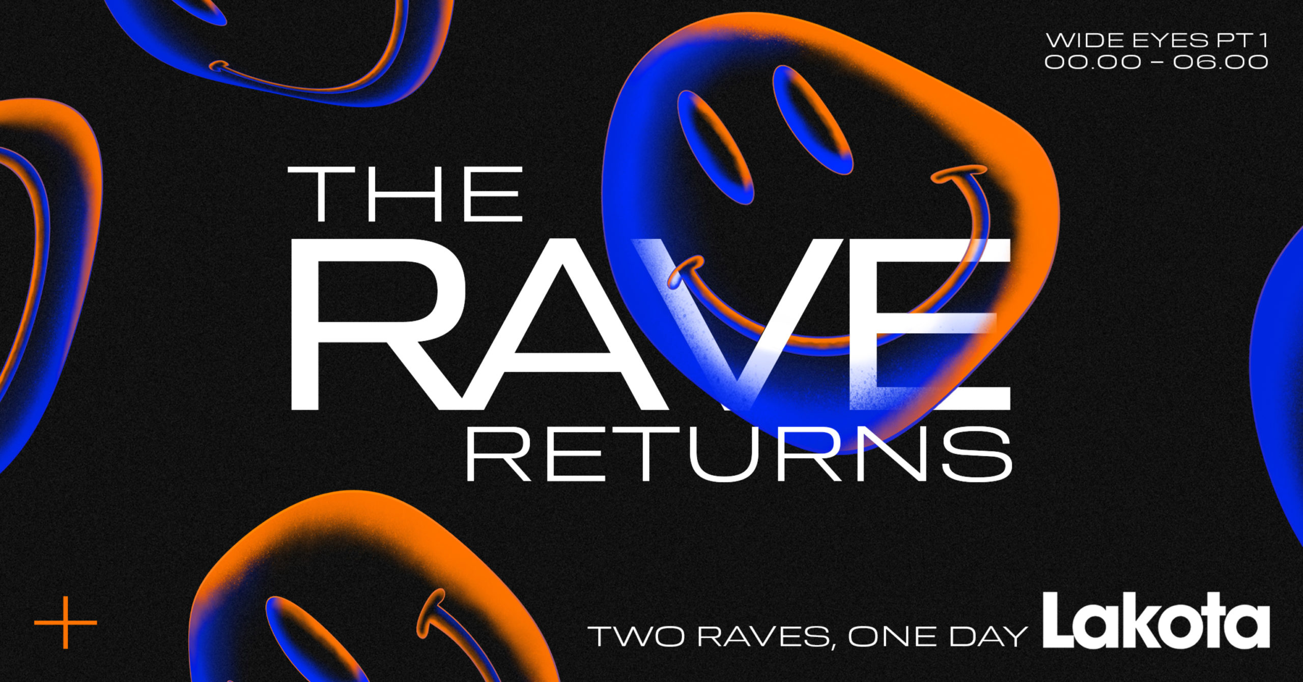 The Rave Returns (Part 1) Drum and Bass Special