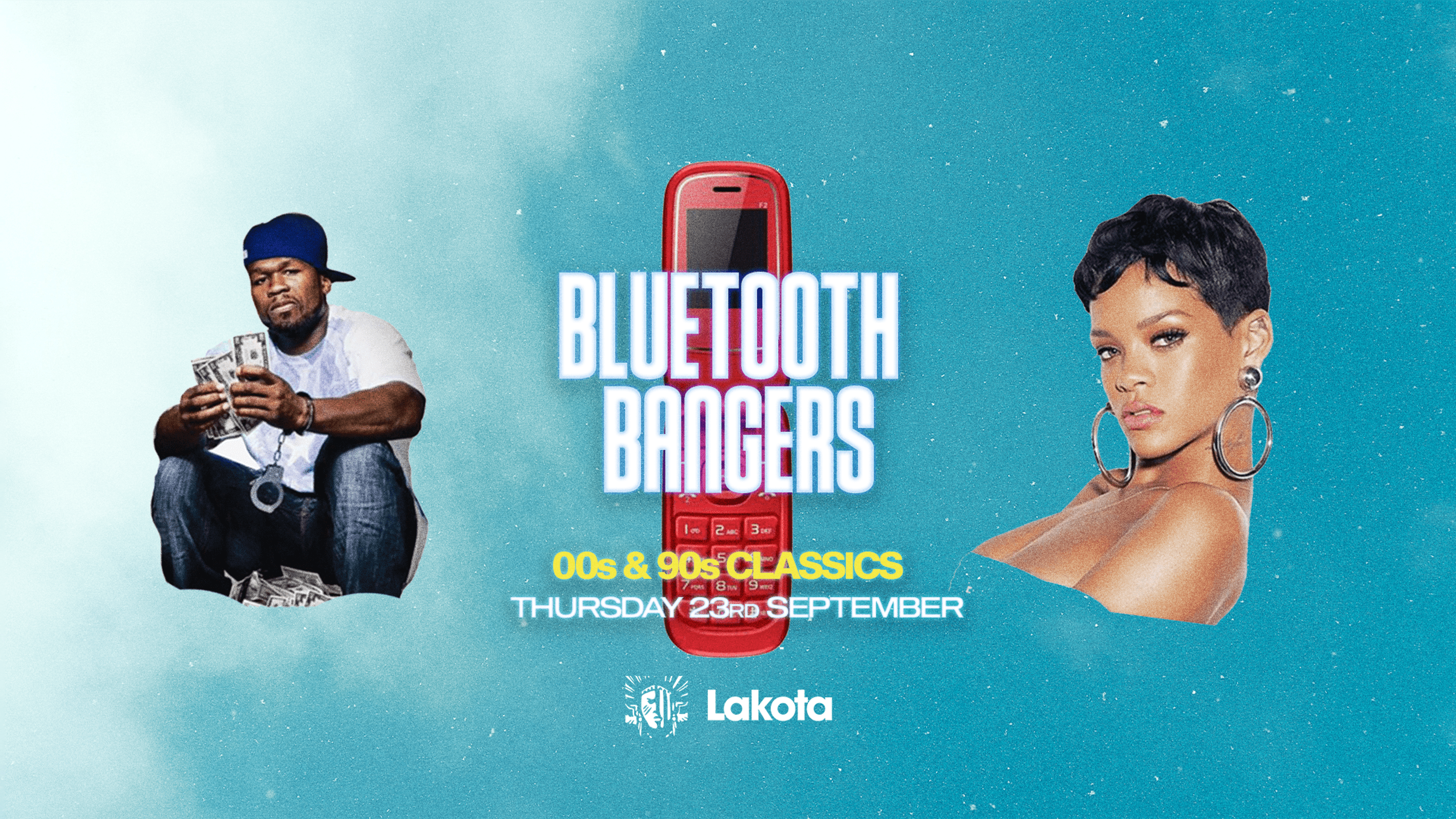 Bluetooth Bangers & Y2K's Freshers Special
