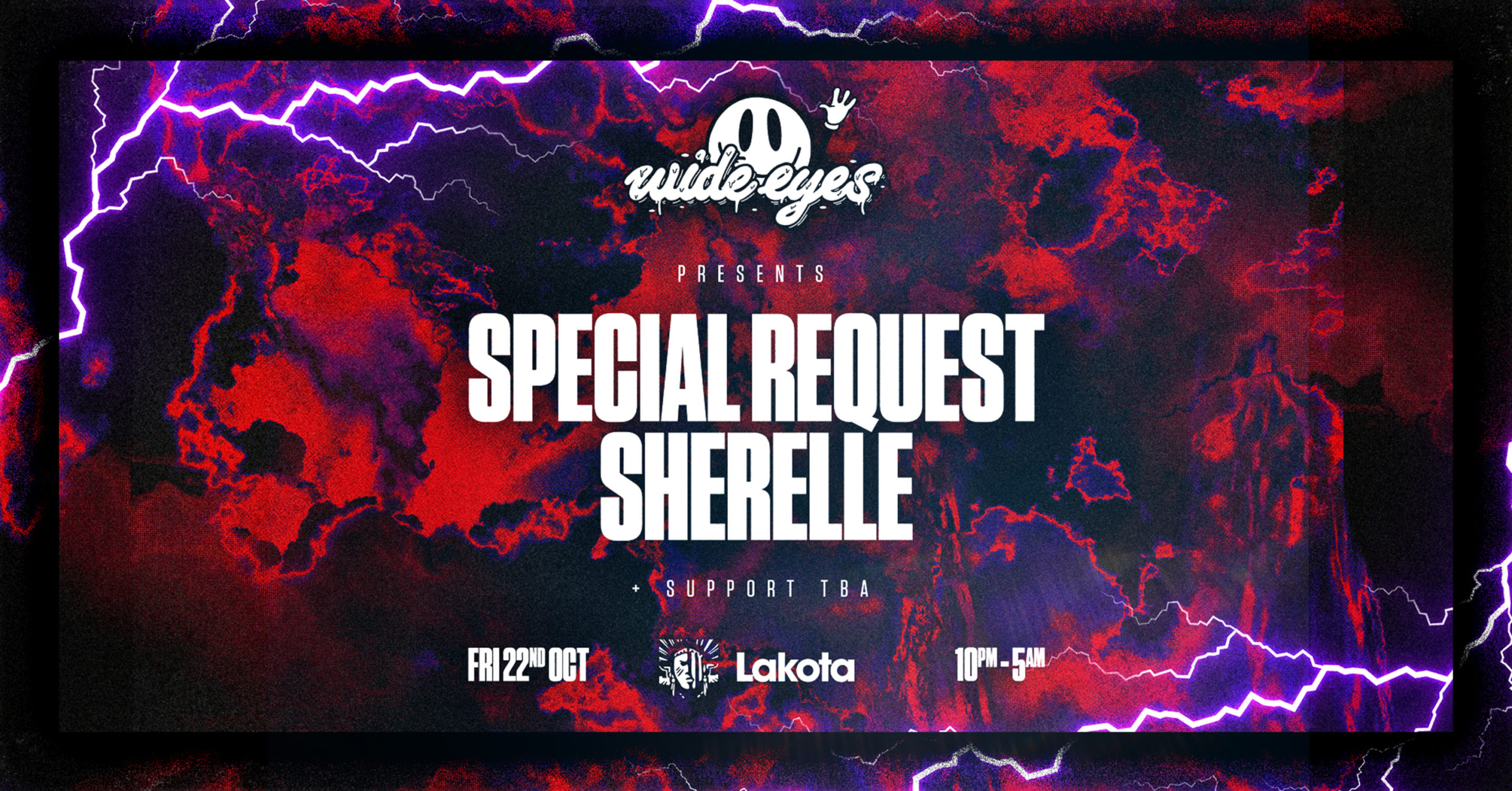 Wide Eyes: Special Request & Sherelle